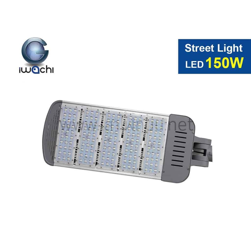 โคมไฟถนน LED Street Light 150w (วอร์มไวท์) IWACHI