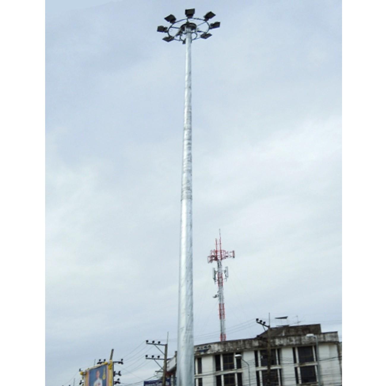 เสาไฮแมส สูง 25 เมตร