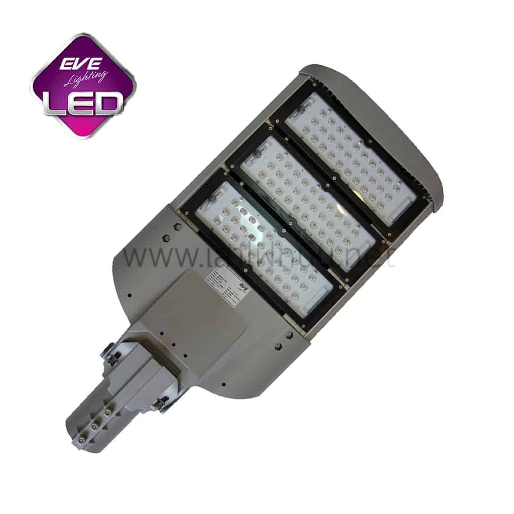 โคมไฟถนน LED Street Light 90w (วอร์มไวท์) EVE