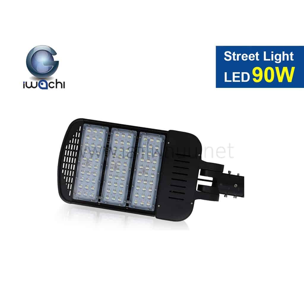 โคมไฟถนน LED Street Light 90w (วอร์มไวท์) IWACHI