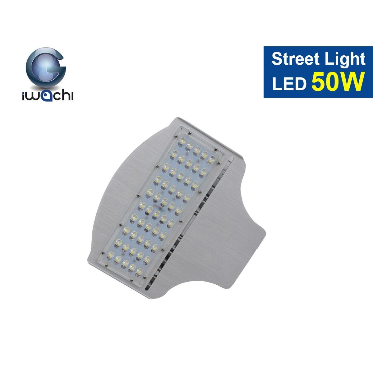 โคมไฟถนน LED Street Light 50w (วอร์มไวท์) IWACHI
