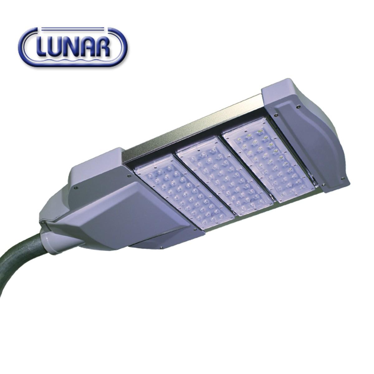 โคมไฟถนน LED Street Light 90w (เดย์ไลท์) Lunar