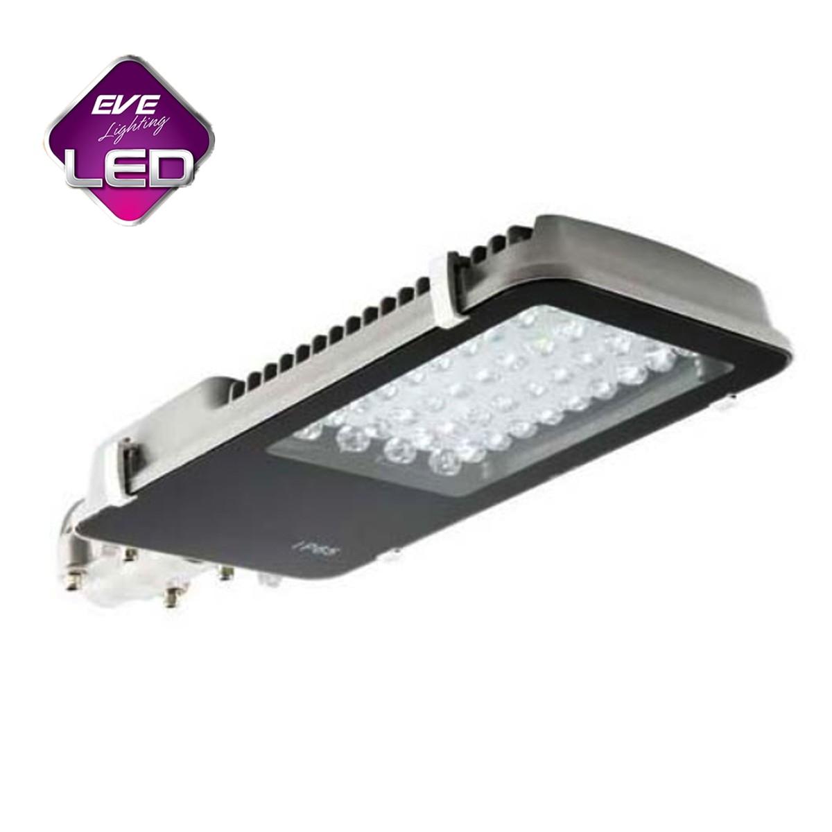 โคมไฟถนน LED Street Light (Mini) 60w (วอร์มไวท์) EVE
