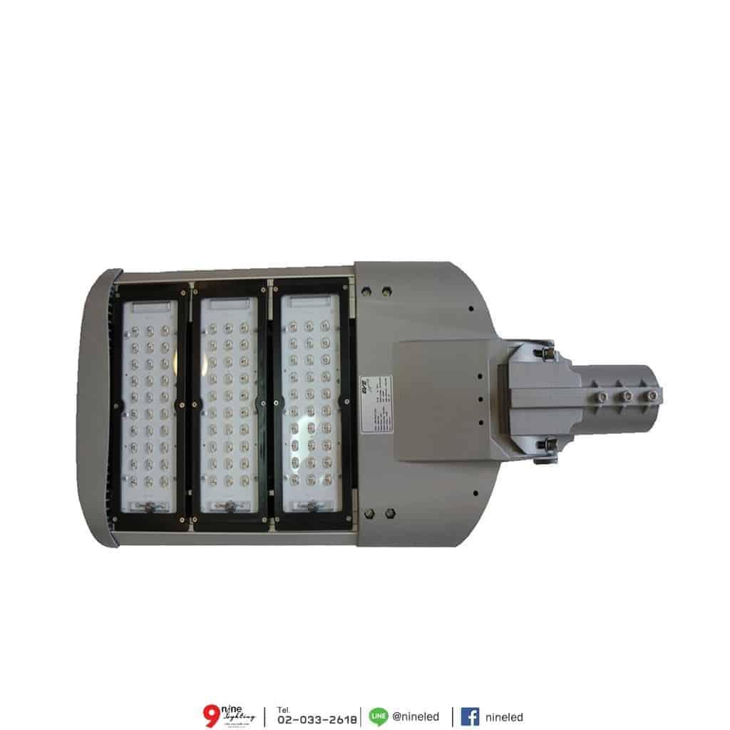 โคมไฟถนน LED Street Light 180w (วอร์มไวท์) EVE