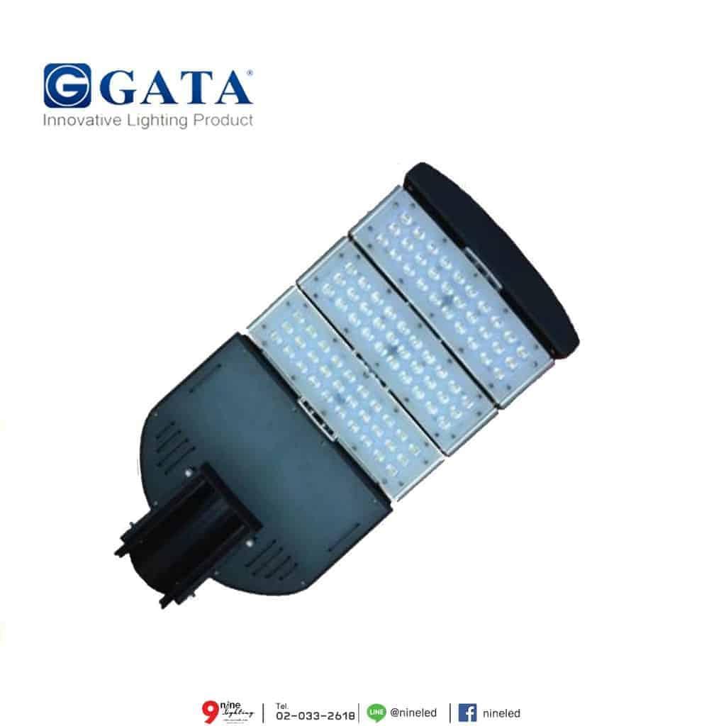 โคมไฟถนน LED Street Light 120w (คูลไวท์) GATA