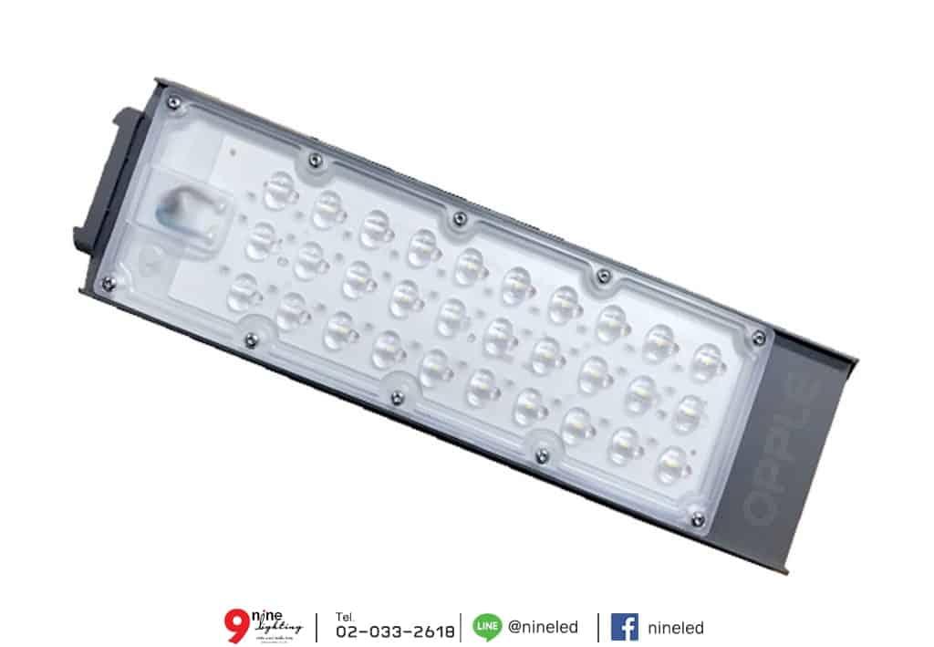 โคมไฟถนน LED Street Light EcoMax 30W (เดย์ไลท์) OPPLE