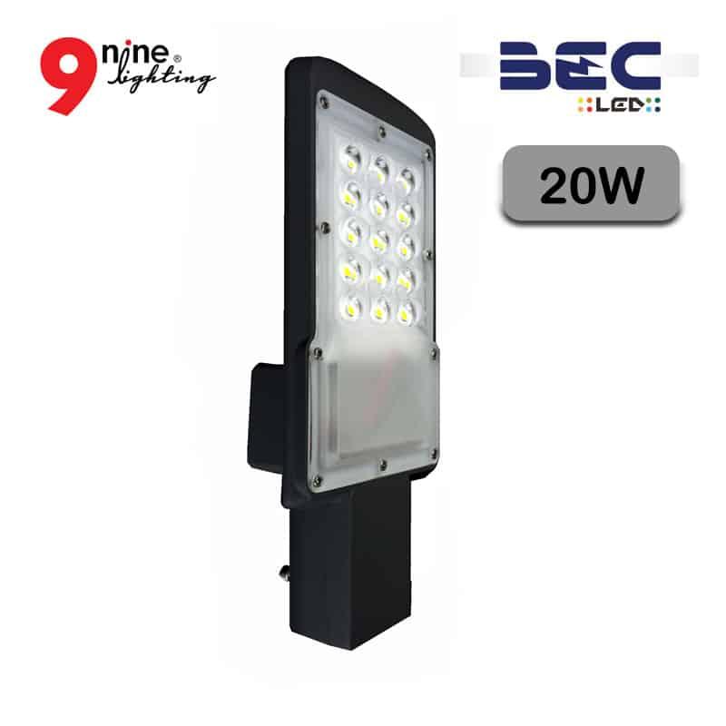 โคมไฟถนนLED 20W รุ่นMAVIS ยี่ห้อBEC